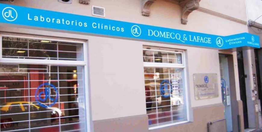 Laboratorio Domeq & Lafage sede Villa Urquiza
